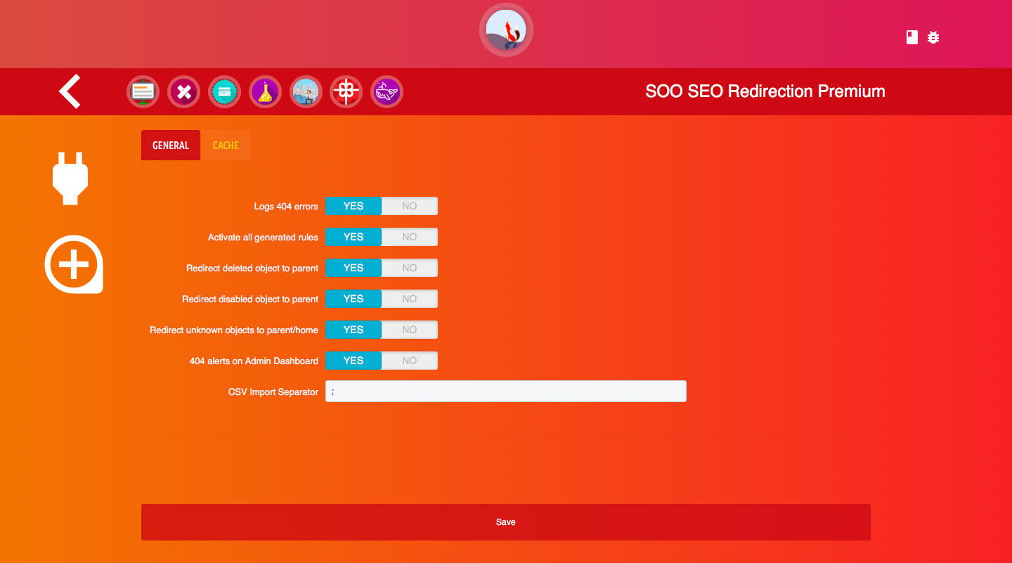 SEO Redirection Premium - screenshot 3