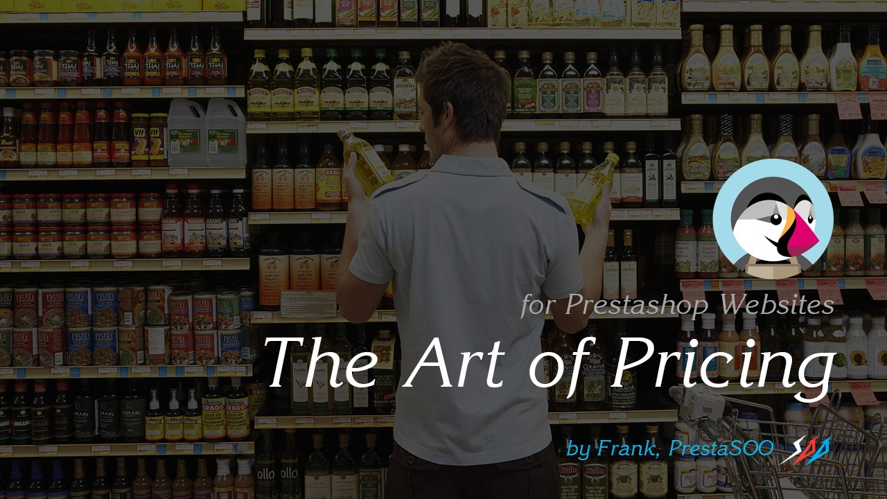 The Art of Pricing for Prestashop Websites